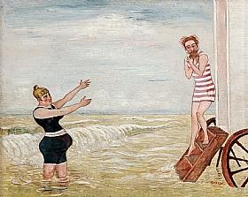 James Ensor, Appel de la Sirène - GRANDS PEINTRES / Ensor