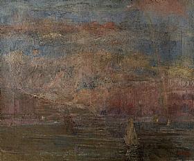 James Ensor, Après la tempête - GRANDS PEINTRES / Ensor