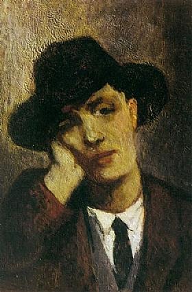Jeanne Hébuterne, Portrait de Modigliani - GRANDS PEINTRES / Hébuterne