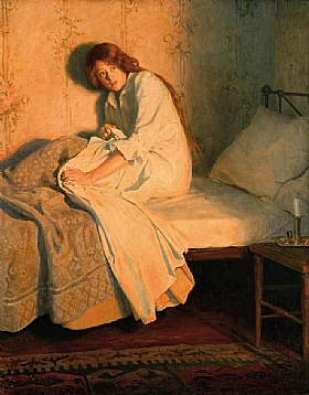 John Collier, Feu - GRANDS PEINTRES / Collier