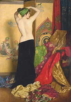 John Collier, Pompes Vanités - GRANDS PEINTRES / Collier