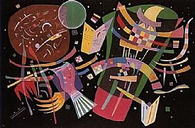 Vassily Kandinsky, Composition 10 - GRANDS PEINTRES / Kandinsky