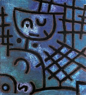 Paul Klee, Attrapé - GRANDS PEINTRES / Klee