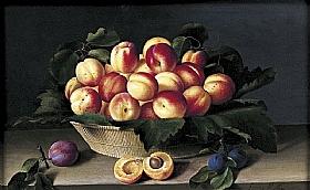 Louise Moillon, Panier d'abricots - GRANDS PEINTRES / Moillon