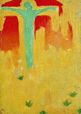 Maurice Denis, Christ vert - GRANDS PEINTRES / Denis