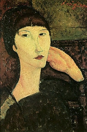 Modigliani, Adrienne - GRANDS PEINTRES / Modigliani