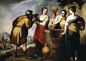Murillo, Rebecca et Eliezer - GRANDS PEINTRES / Murillo