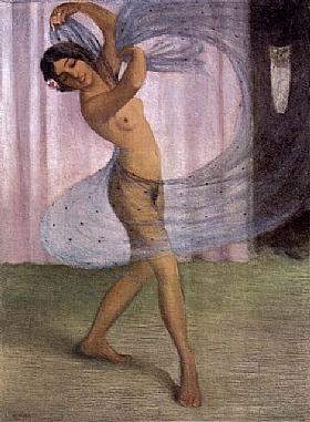 Otto Mueller, Danseuse - GRANDS PEINTRES / Mueller