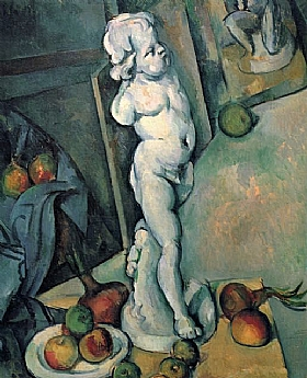 Paul Cézanne, Le Cupidon de plâtre - GRANDS PEINTRES / Cezanne