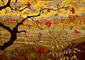 Paul-Elie Ranson, Pommiers en fleurs - GRANDS PEINTRES / Ranson
