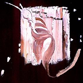 Gainsbourg couleur café, Latte macchiato - GRANDS FORMATS / 80cm x 80cm