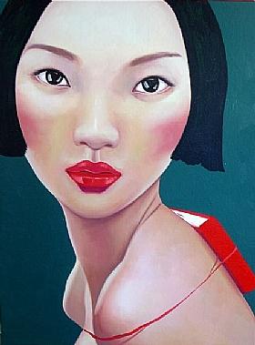Sensualité et Charme, Le petit livre rouge - GRANDS FORMATS / 75cm x 100cm