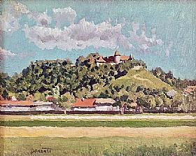 Pierre Bonnard, Chateau de Virieu-en-Dauphiné - GRANDS PEINTRES / Bonnard