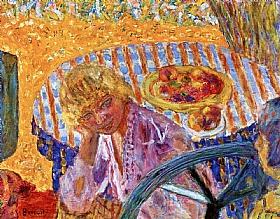 Pierre Bonnard, Jeunes femmes au jardin - GRANDS PEINTRES / Bonnard