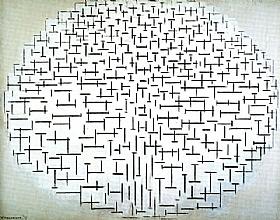 Piet Mondrian, Océan - GRANDS PEINTRES / Mondrian