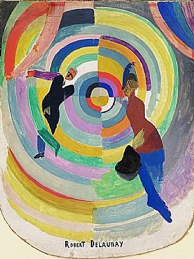 Robert Delaunay, Drame politique - GRANDS PEINTRES / Delaunay