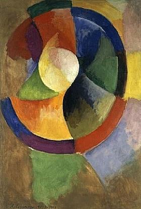 Robert Delaunay, Fleur de soleil - GRANDS PEINTRES / Delaunay