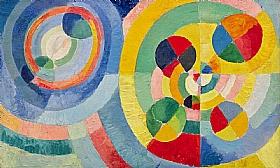 Robert Delaunay, Formes circulaires - GRANDS PEINTRES / Delaunay