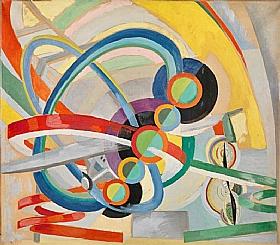Robert Delaunay, Hélice rythme - GRANDS PEINTRES / Delaunay