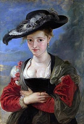 pierre Paul Rubens, le chapeau de paille - GRANDS PEINTRES / Rubens