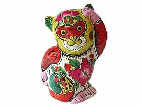 sculpture en argile, zodiaque chinois le singe - SCULPTURES / Céramiques