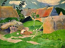 Paul Sérusier, Paysage breton - GRANDS PEINTRES / Sérusier