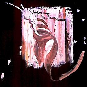 Impressions, Traces 1 - PEINTURES / Tableaux Abstraits