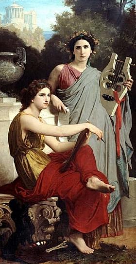 William-Adolphe Bouguereau, Art et Littérature - GRANDS PEINTRES / Bouguereau