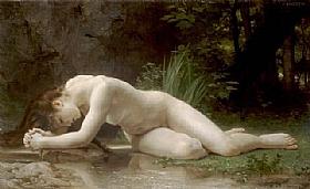 William-Adolphe Bouguereau, Biblis - GRANDS PEINTRES / Bouguereau