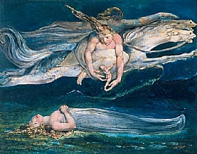 William Blake, Dommage - GRANDS PEINTRES / Blake
