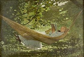 Winslow Homer, Lumière du soleil et ombre - GRANDS PEINTRES / Homer