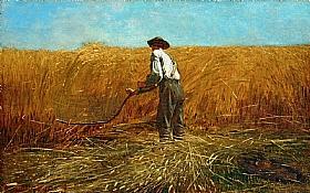 Winslow Homer, Vétéran au nouveau champ - GRANDS PEINTRES / Homer